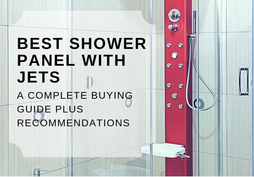 Best Shower Panel with Jets Buying Guide