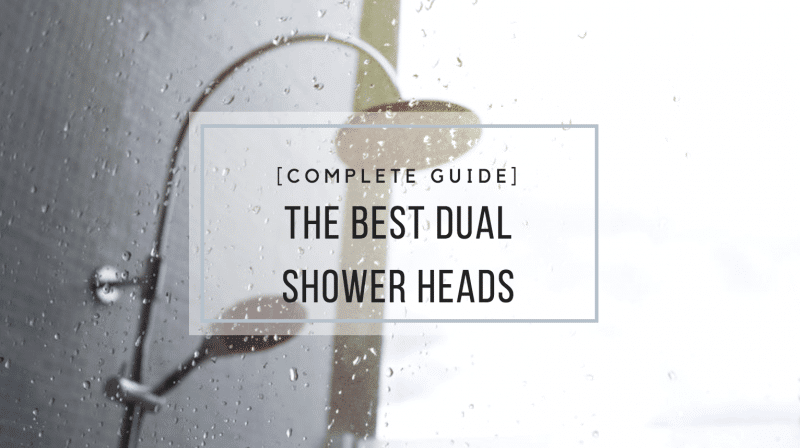 Complete guide for double shower heads