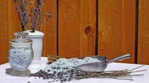 What are the Benefits of Epsom Salt and Lavender in the Bath