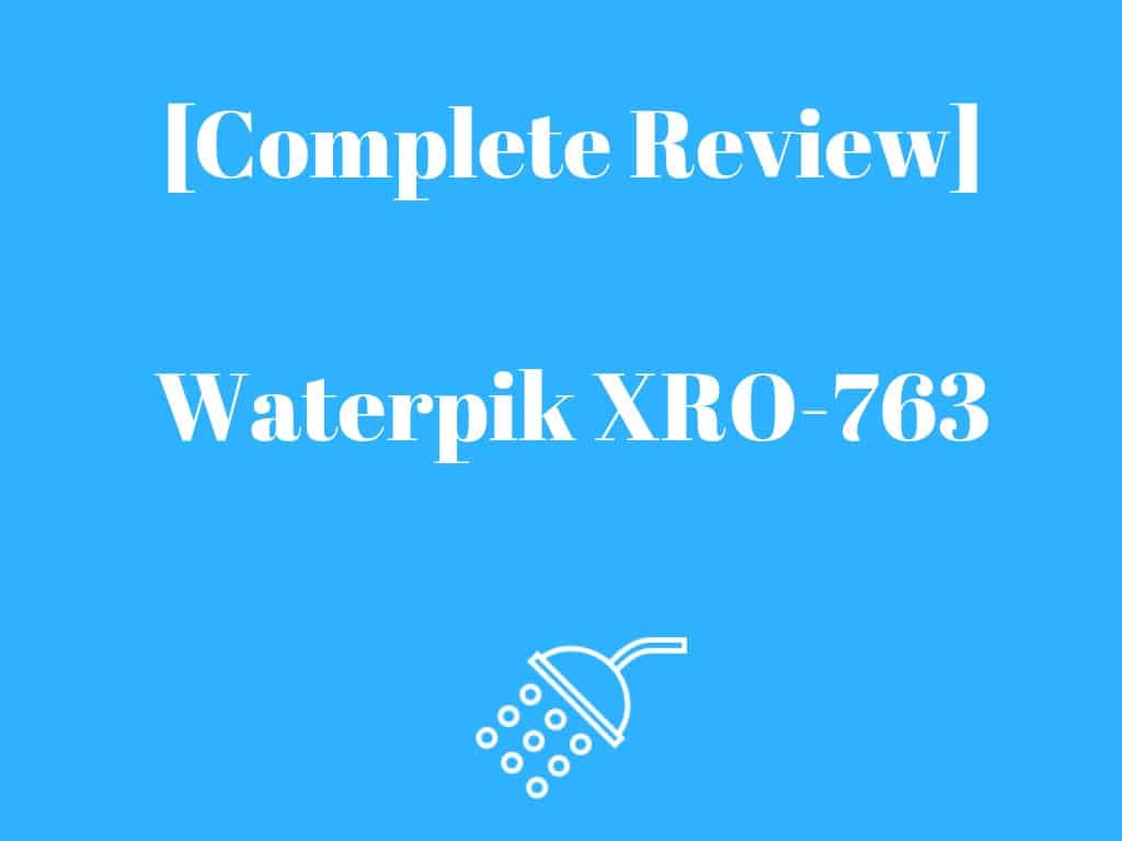 Waterpik XRO-763