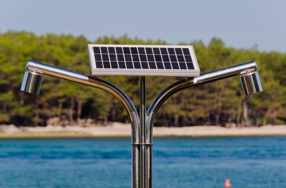 solar shower travel