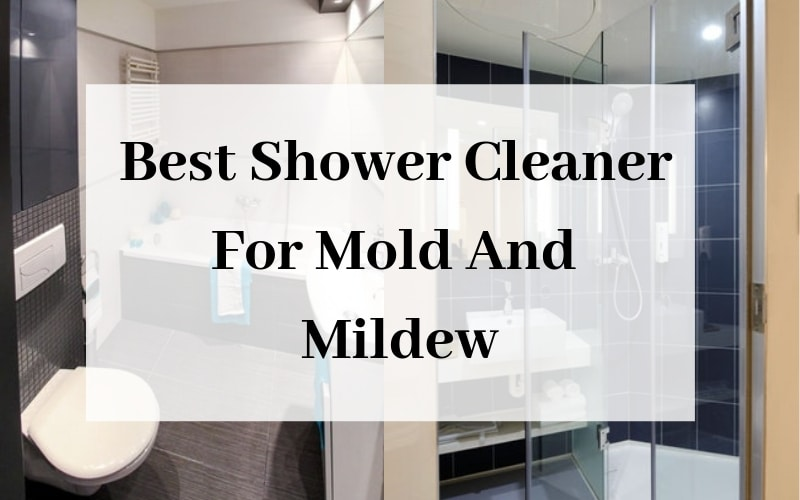 Best Shower Cleaner For Mold and Mildew - Guide & Review 1