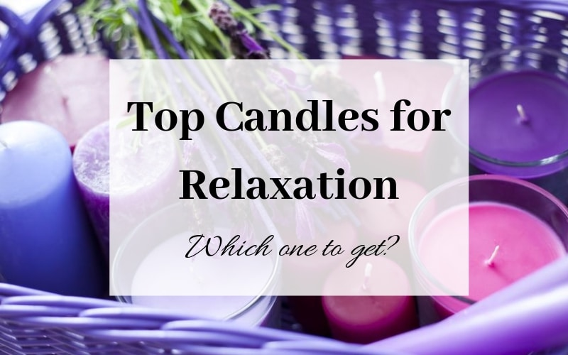 Top Candles for Relaxation