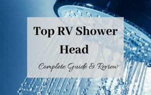 Top RV Shower Head