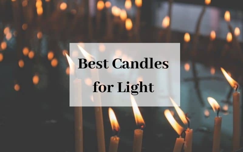 Best Candles for Light