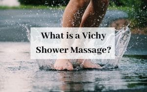 What is a Vichy Shower massage